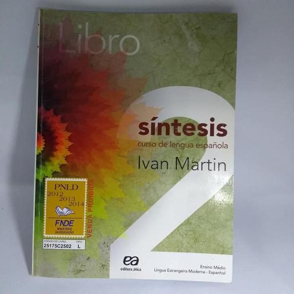 Síntesis libro 2 espanhol