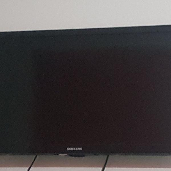 Tv samsung 42 polegadas hd,com defeito somente na imagem que