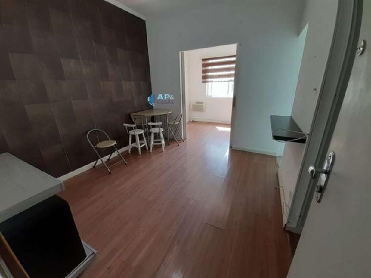 Apartamento 49 m² com 1 quarto + escritório no josé