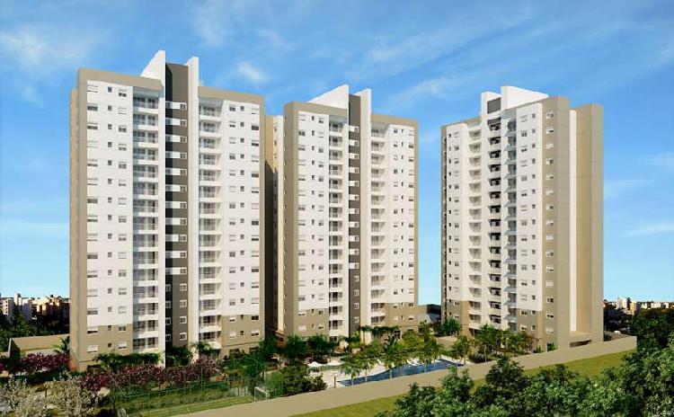 Apartamento 89 metros com 3 quartos em jardim nossa senhora