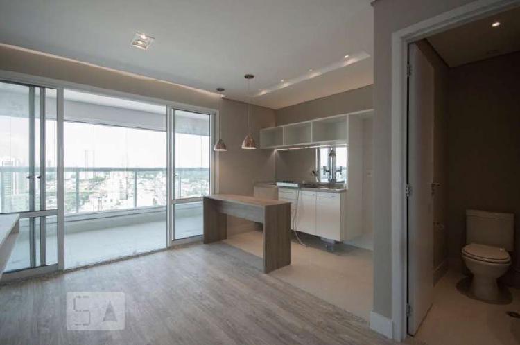 Apartamento à venda - campo belo, 1 quarto, 43 m2
