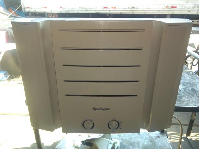 Ar condicionado springer 10000 btus 110v gelando com