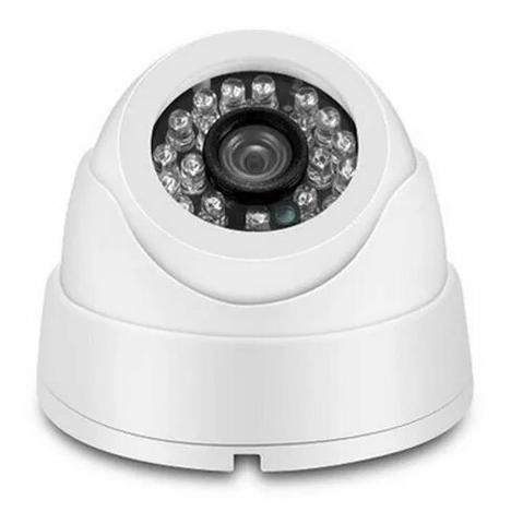 Câmera dome infravermelho 1.3 megapixel ahd area interna e
