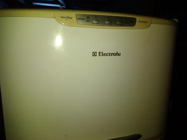 Geladeira eletrolux frosfree