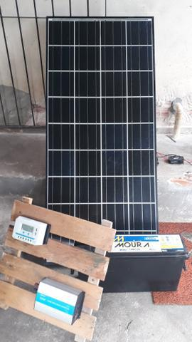 Kit energia solar off grid
