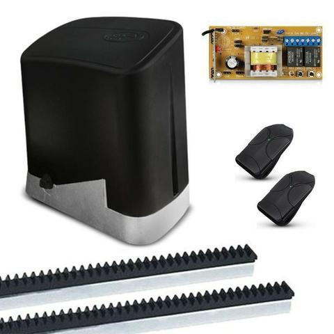 Kits motor p/ portão deslizante ppa dz home 1/4 hp