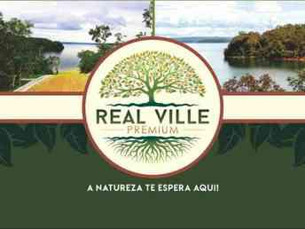 Lote em condomínio à venda no bairro zona rural, 1000m²