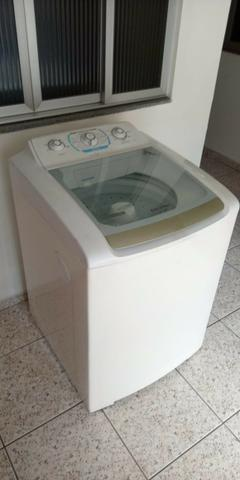 Maquina lavar electrolux 15kgs semi nova top 6 meses