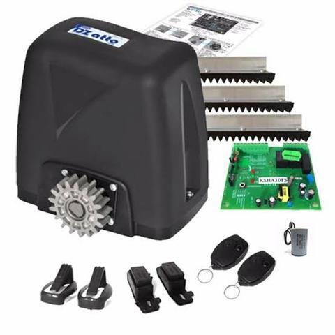 Motor eletrônico_sanfer security