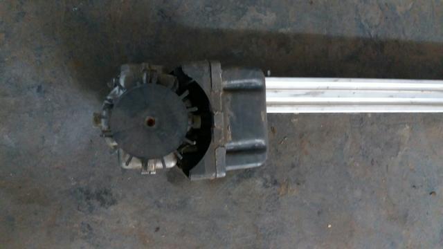 Motor de elevação