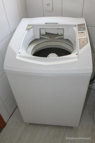 Máquina de lavar brastemp turbo performance branca 10kg