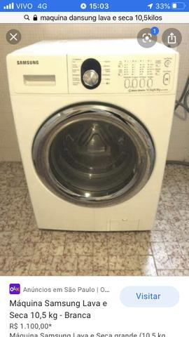 Peças máquina de lavar samsung lava e seca 10,5 kilos