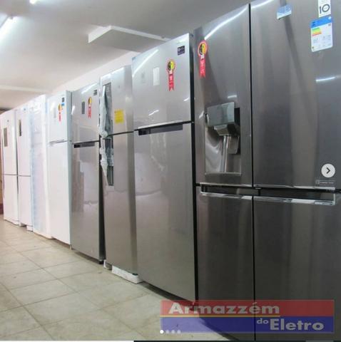 """Ponta de estoque# geladeira brastemp 462l """"nova"""""""