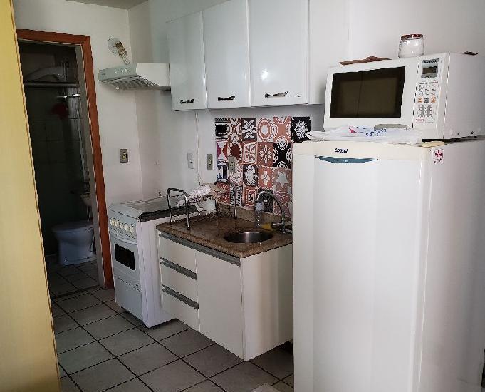 Alugo kit mobiliada, condominio fechado, garagem