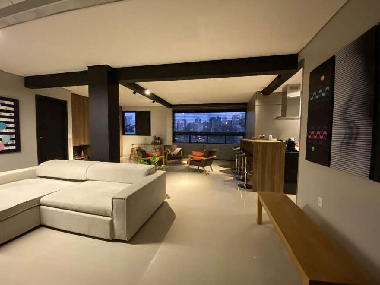 Apartamento decorado e exclusivo