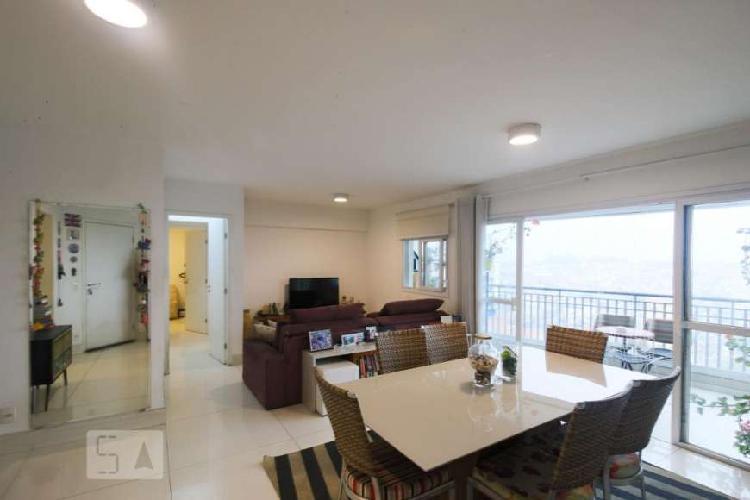 Apartamento à venda - campo belo, 3 quartos, 129 m2