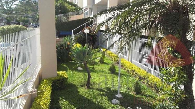 Apartamento residencial para locação, parque santos