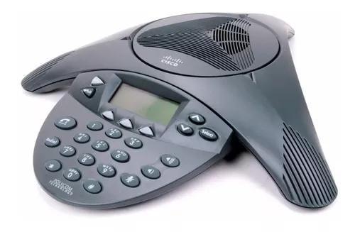 Audio conferência ip cisco 7936 polycom