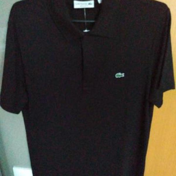 Camisa lacoste polo regular fit