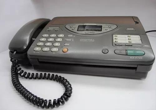 Fax kx - f700 - panasonic - secretaria eletrônica