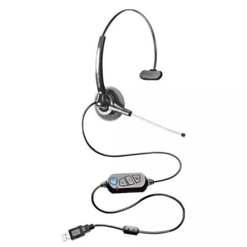 Fone headset usb voip skype felitron stile compact voip