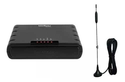 Interface celular gsm quad band intelbras itc 4100 pabx