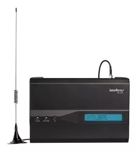 Interface celular gsm quadiband intelbras itc 4000