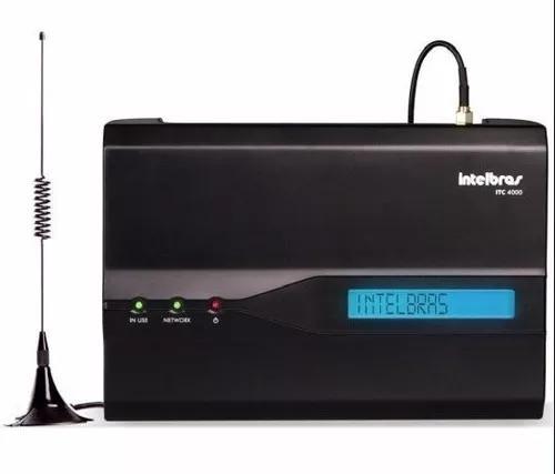 Itc4000 intelbras - produto de showroom - na caixa