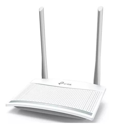 Kit 10 roteador wireless tp link 300mbps 2 antenas tl-wr820n