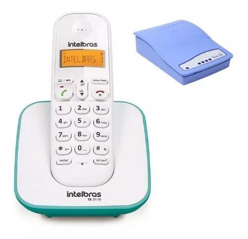 Kit telefone intelbas e interface celular 3g desbloqueado