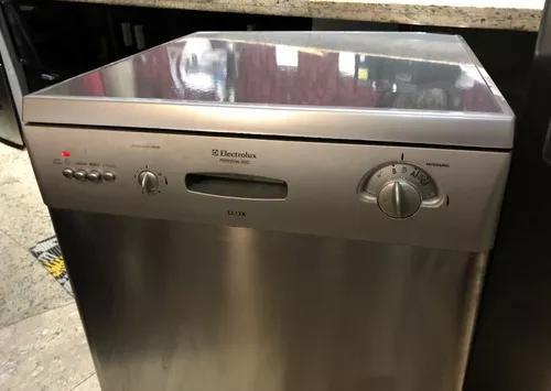 Lava louça electrolux inox ll12x 12 serviços perfeito