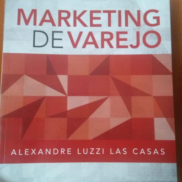 Livro marketing de varejo