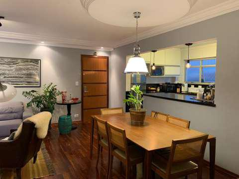 Oportunidade! amplo apartamento na região de santana
