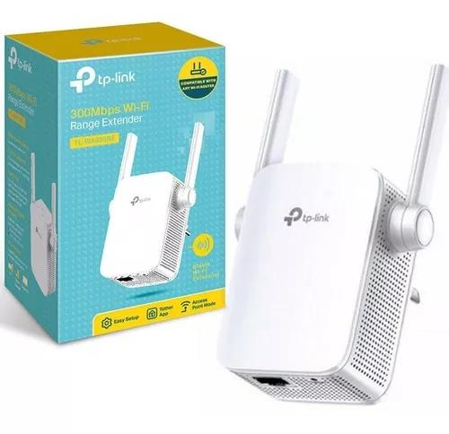 Repetidor wireless 300mbps 2 antenas tp-link tl-wa855re