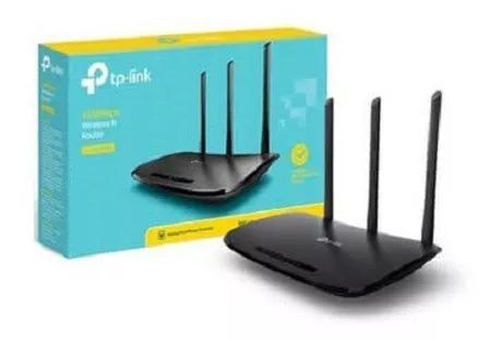 Roteador wifi 450 mpbs tp-link tl-wr940n 5dbi + promoção