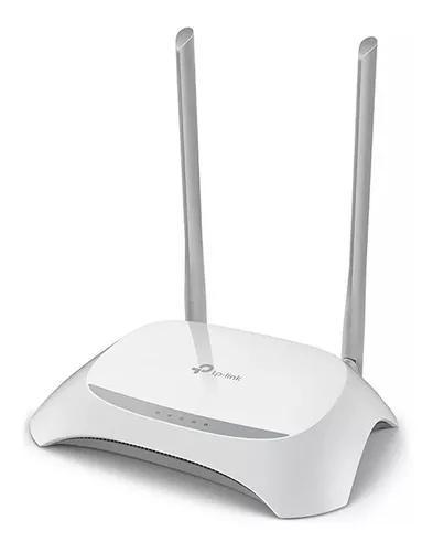 Roteador wifi tp link aparelho wireless informatica ti-wr