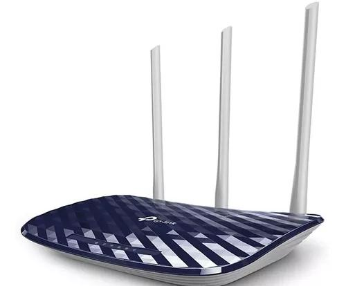 Roteador wireless 4 portas dual band ac750 c20 tplink pix90