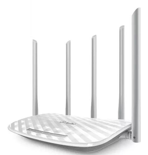 Roteador wireless 4 portas dual band c60 tp link pix90