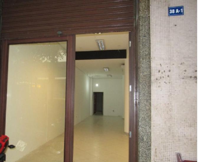 Rua francisco sá, nº 38 loja b – copacabana