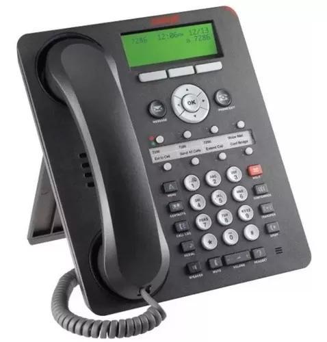 Telefone avaya ip phone 1608-i voip