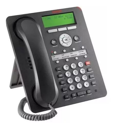 Telefone avaya ip phone 1608-i voip - 8 linhas