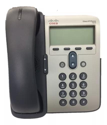 Telefone cisco cp-7906g (novo)