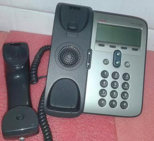 Telefone cisco cp 7911 sccp para conversão