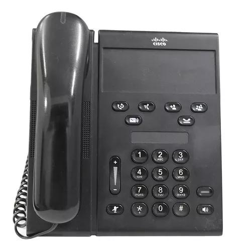 Telefone cisco ip phone 6911 - usado
