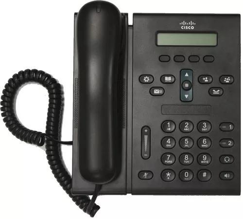 Telefone cisco ip (voip) 6941 s