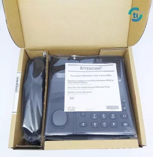 Telefone cisco phone cp-6921-cl-k9 - mega promoção!!