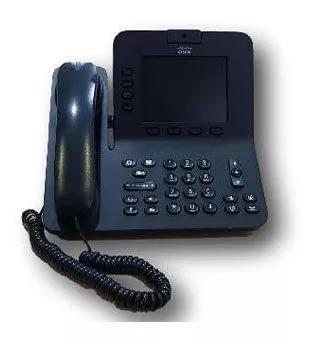 Telefone giga ip cisco 8945 com câmera s