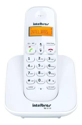 Telefone intelbras s