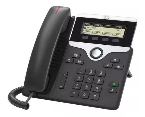 Telefone ip cisco 7800 series (cp-7811-k9) uc phone 7811
