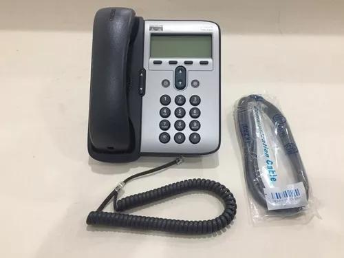 Telefone ip cisco 7906g novo- asterisk, elastix, issabel